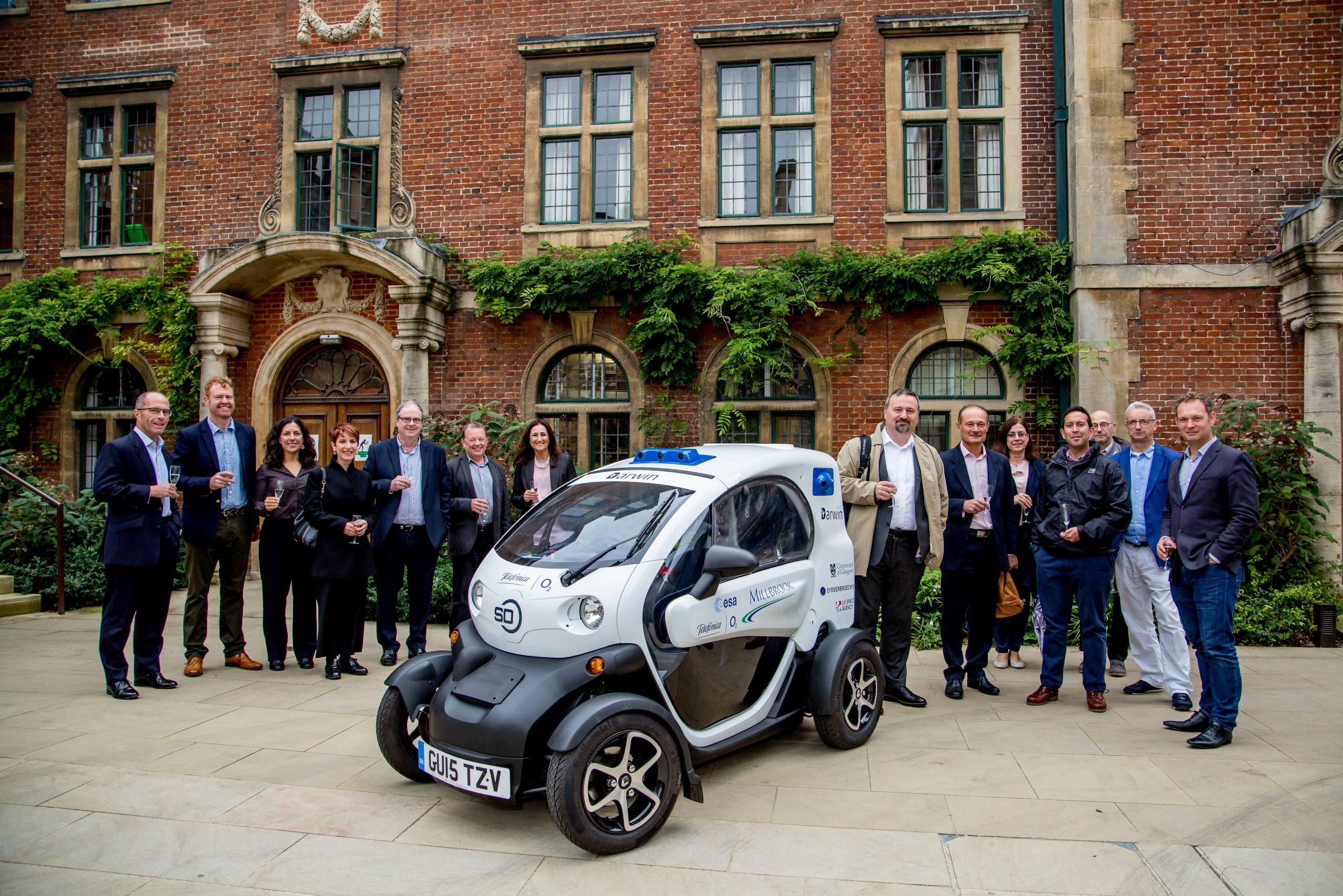 Oxford University Event, September 2019